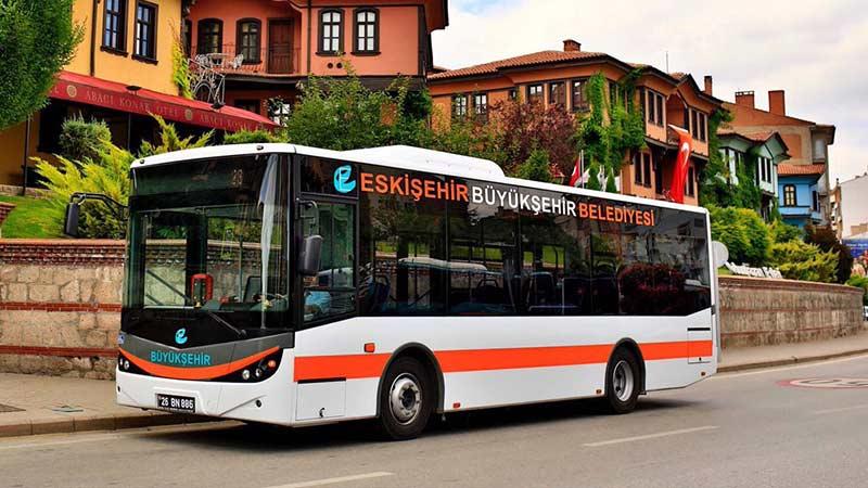 Eskişehir Otobüs Saatleri Android Uygulaması