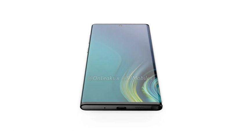 Samsung Galaxy Note 10 Telefon