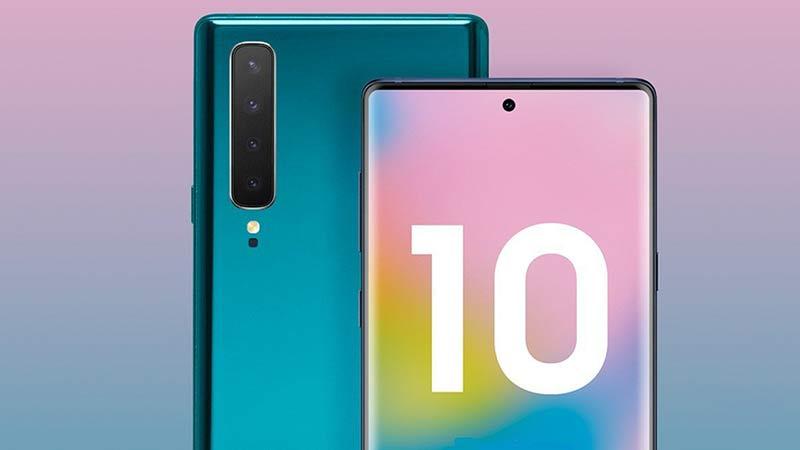 Yeni Samsung Galaxy Note 10 Tasarımı ve Özellikleri