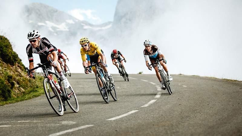 Fransa Bisiklet Yarışı Android Uygulaması