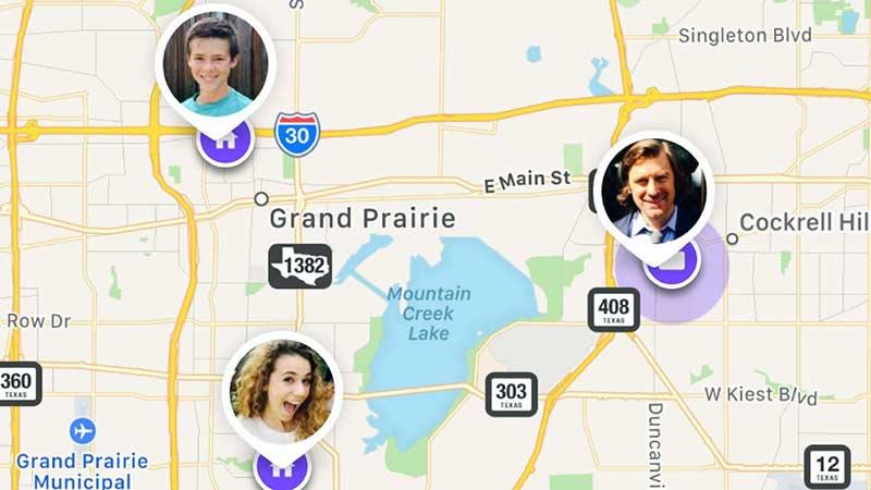 Aile Konum ve GPS Telefon Takibi