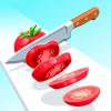 Meyve Sebze Doğrama Oyunu