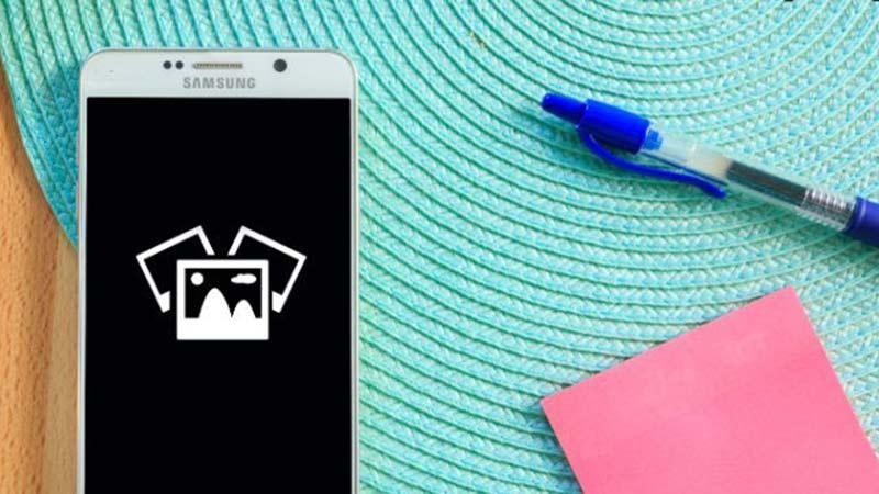 Telefon ve Tabletler için Samsung Fotoğraf Galerisi