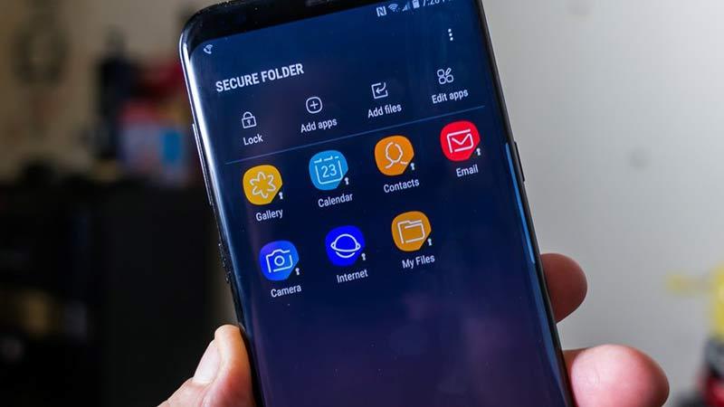 Samsung Telefonlarda Dosya Gizlemek