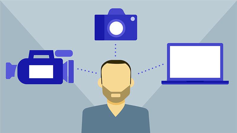 Hareket Algılayıcı Kamera – Motion Detector Pro