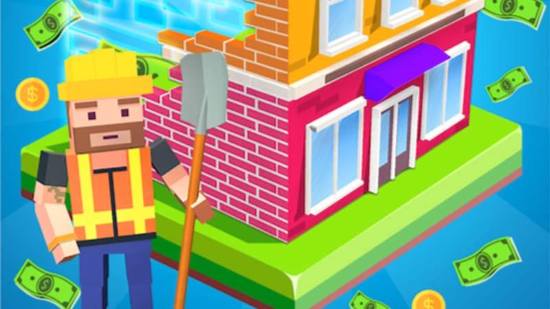 Android İnşaat Oyunu ile Binalar Yükselsin