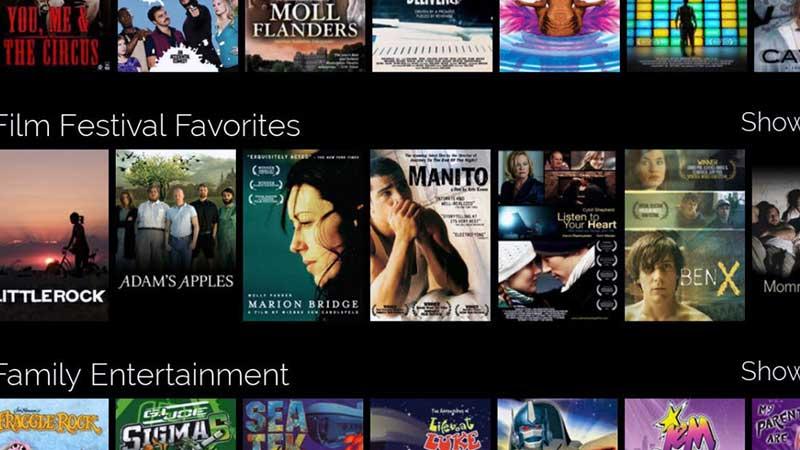Telefonda Ücretsiz Film Dizi ve TV
