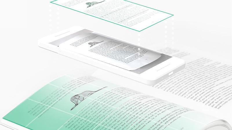 Mobil Kitap Tarayıcı ve E-Kitap Oluşturucu