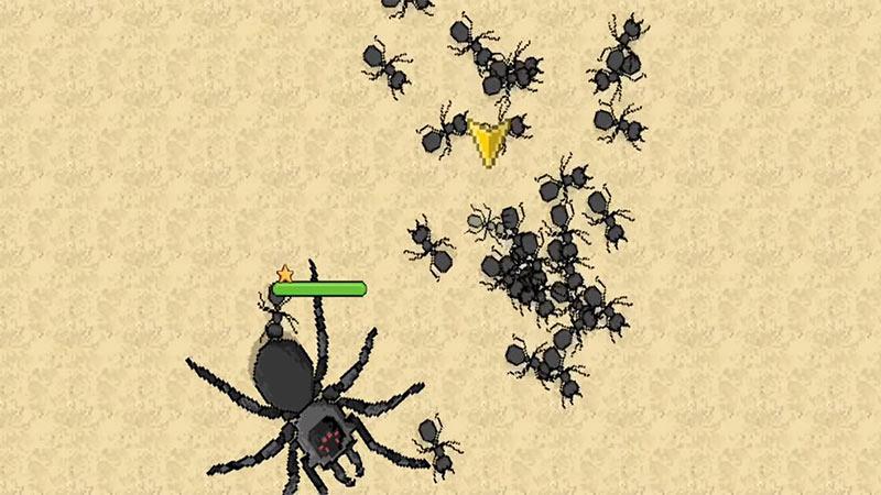 Telefonda Karınca Çiftliği Oyunu