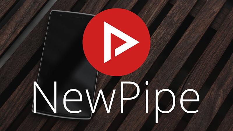 Youtube Müzik Dinleme ve Video İndirme için Newpipe