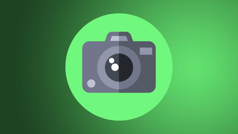 Telefon için Filtreli ve Resim Düzenlemeli Kamera Uygulaması